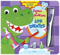 Vamos a lavarnos los dientes