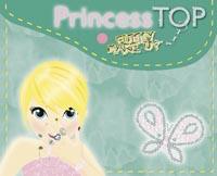 Princess top funny make up