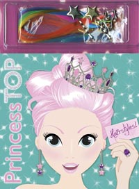 Princess top hairstyles