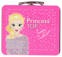 Princess Top funny suitcase
