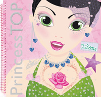 Princess Top designs tattoos