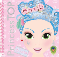 Princess Top designs hairstyle