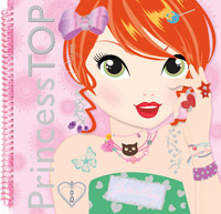 Princess Top designs jewellery