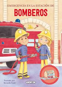 Emergencia en la estación de bomberos