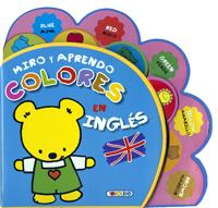 Miro y aprendo colores en inglés