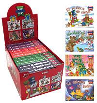 Estuche Miniclásicos Pop Up Navidad (4 títulos)