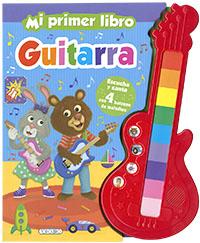 Mi primer libro guitarra