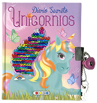 Unicornios mi diario secreto