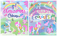 Unicorns Colour (2 títulos)