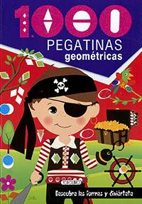 1000 Pegatinas geométricas