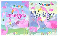 Flamingos colours (2 títulos)