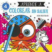Aprende a colorear sin salirte - 4