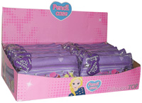 Estuche morado Princess Top
