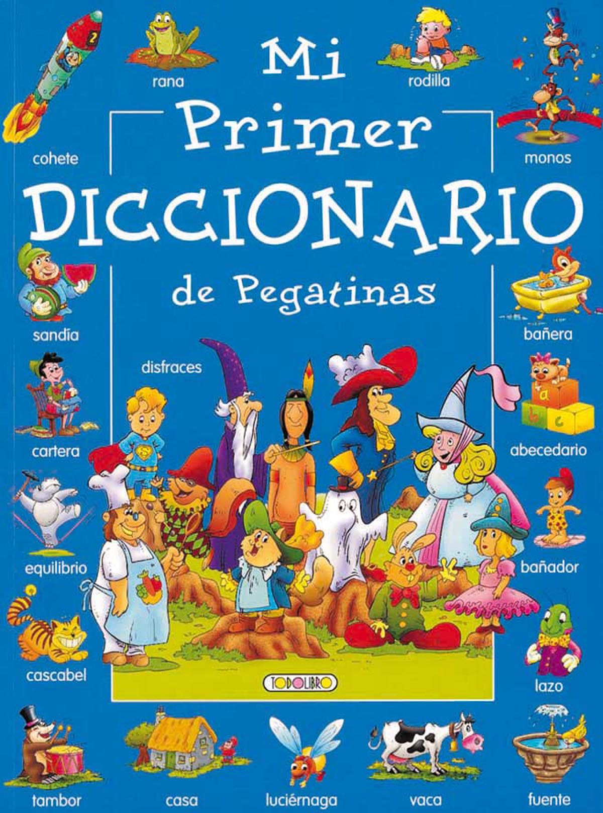 Dibuja, colorea, recorta y pega - Todolibro-Castellano - Mi primer ...