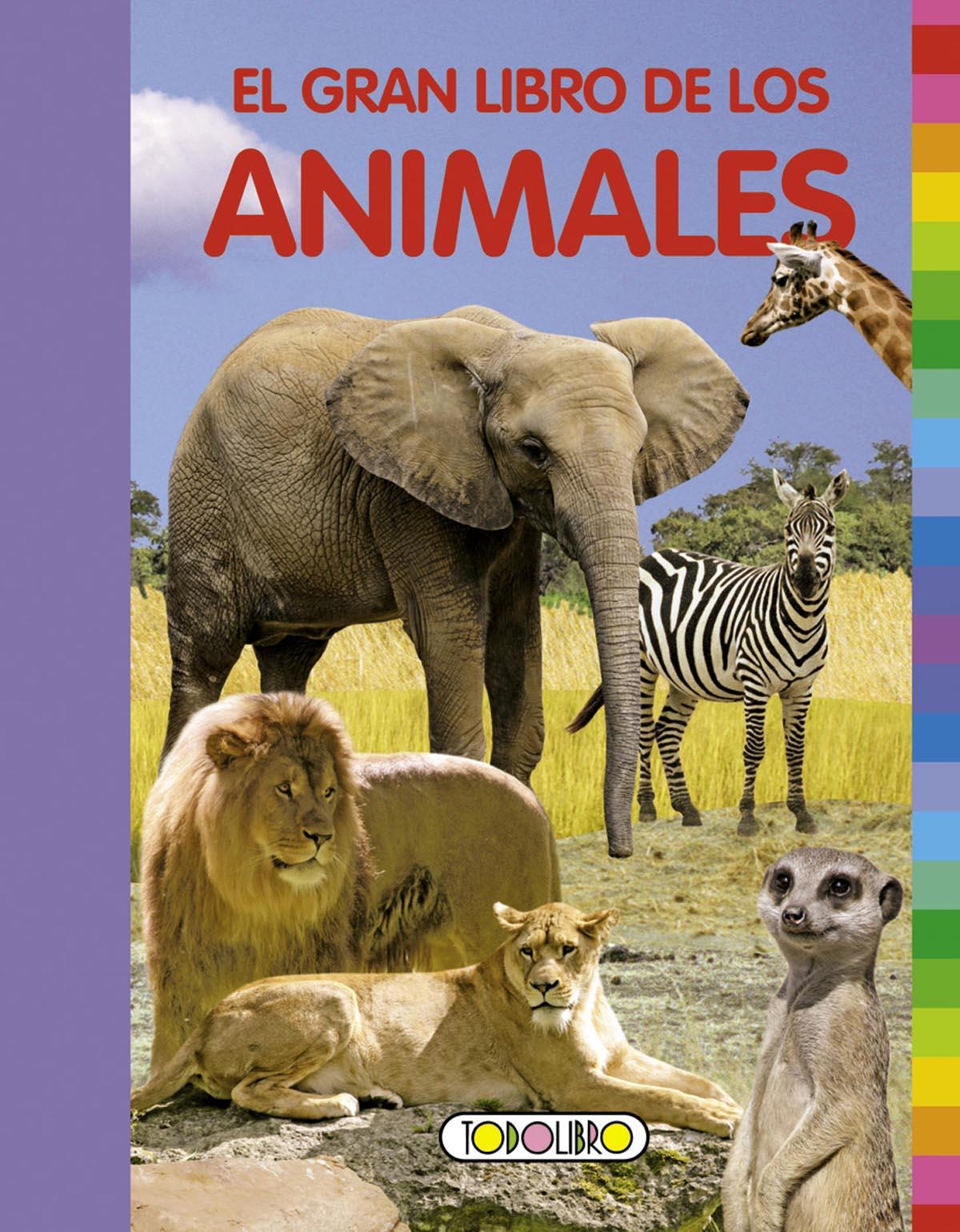 libro de animales todolibro castellano el gran libro