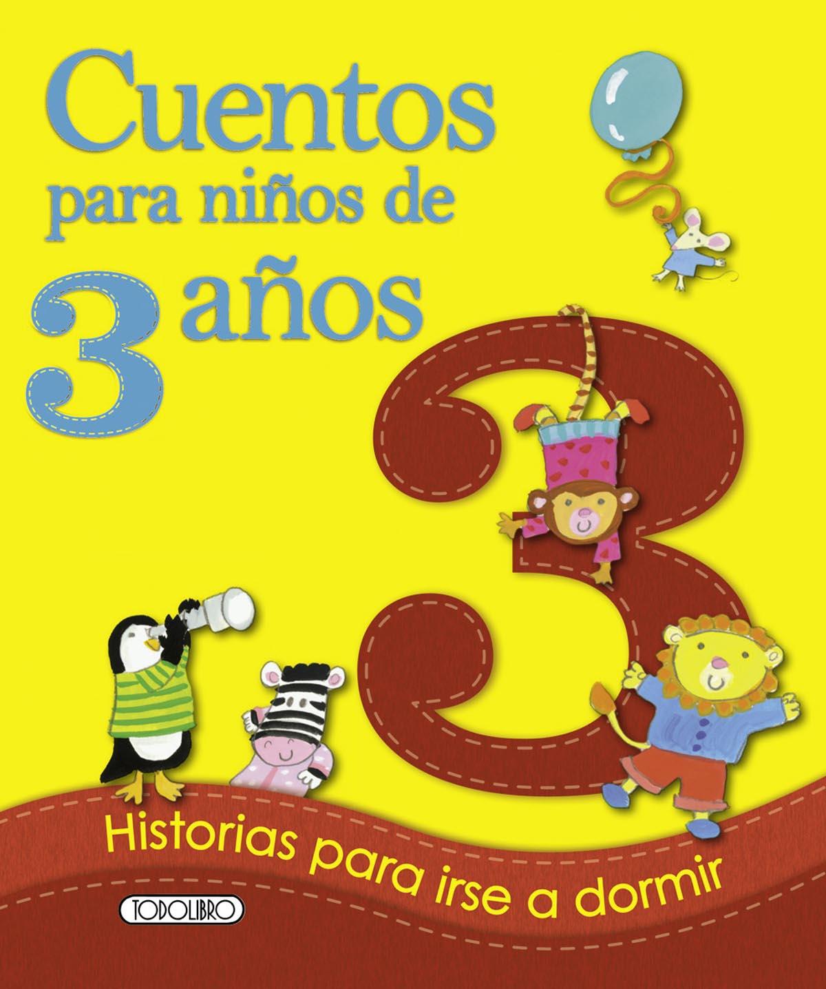 Libro de cuentos y f bulas todolibro castellano todo - Dormitorios infantiles ninos 3 anos ...