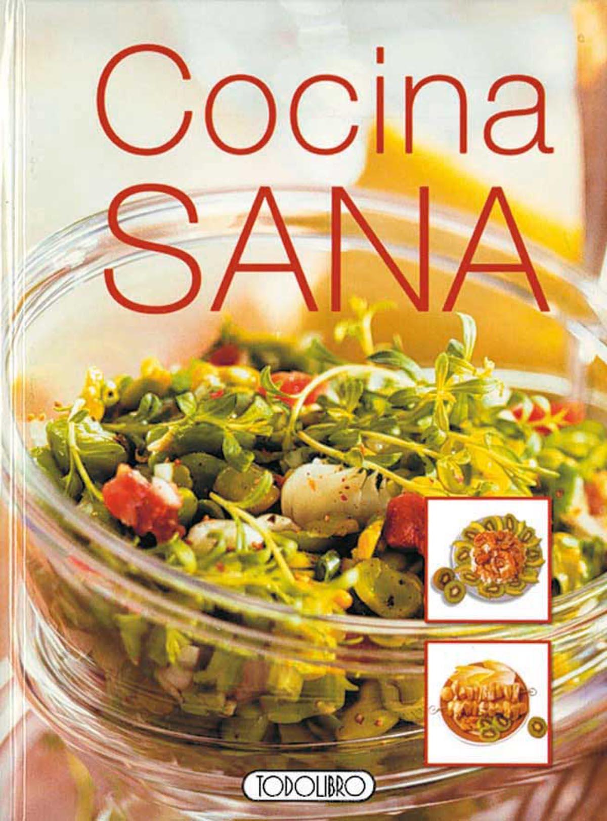 Libro Recetas Cocina - Todolibro-Castellano - Cocina sana - Todo ...