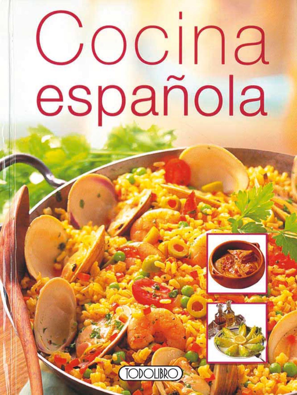 Genial recetario de cocina espa ola galer a de im genes for Cocina tradicional espanola