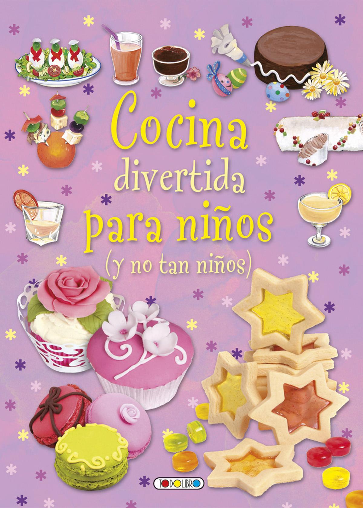 Libro recetas cocina todolibro castellano todo libro for Cocina facil para ninos