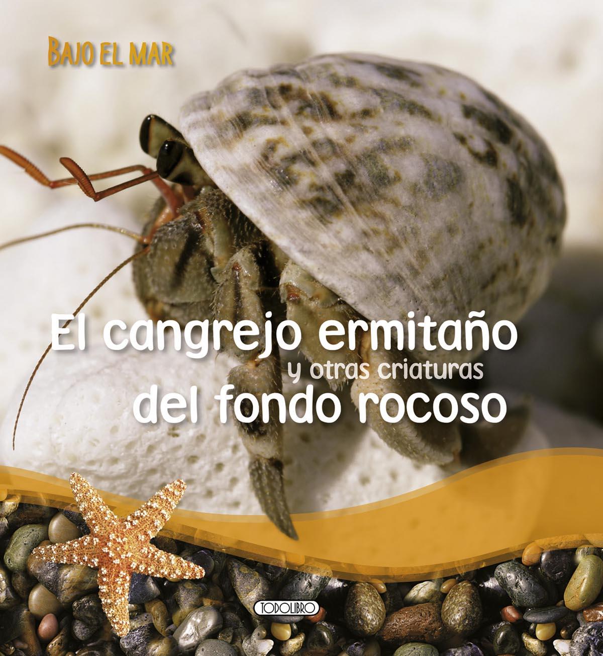 Libro de Animales - Todolibro-Castellano - El cangrejo ermitaño y ...