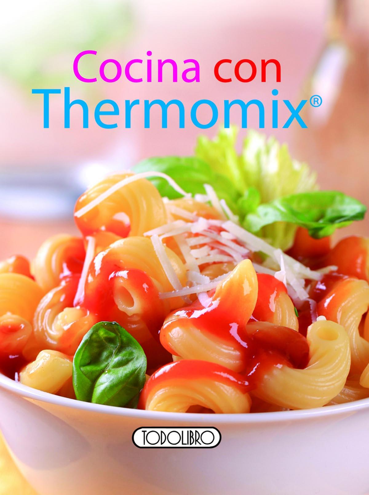 Libro recetas thermomix todolibro castellano cocina - Libros de cocina ...