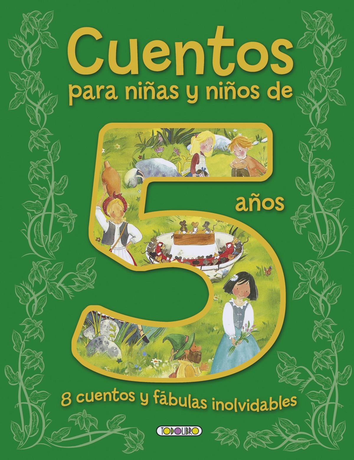 libros para ninos 5 anos